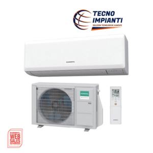 climatizzatore in pompa di calore