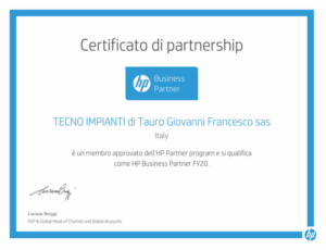 partnership hp